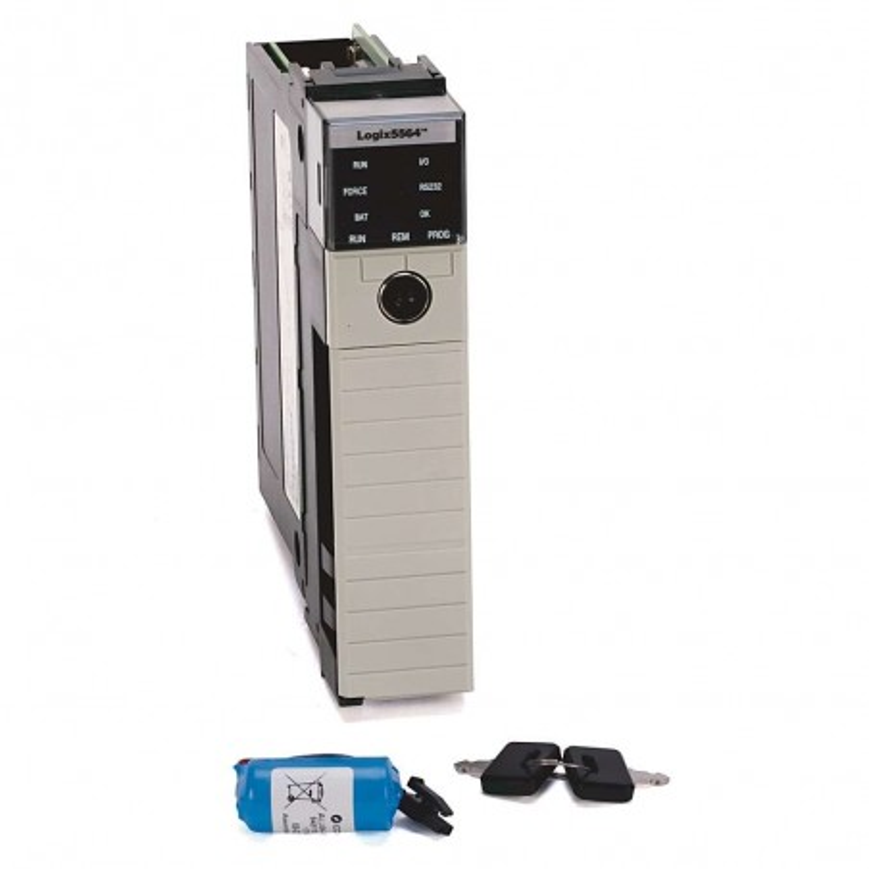 1756-L64 Allen-Bradley ControlLogix Logix5564 Processor